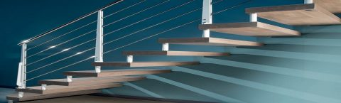 Railing on Stairs and Ramps